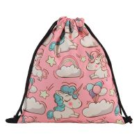 High Quality Customized OEM ODM Candy Color Portable Sports Gym Bag polyester bag