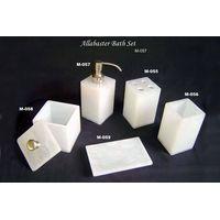 marble bathroom sets