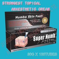 Topical Anaesthetic Cream, 30g thumbnail image
