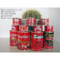 Best quality with brix 28-30% canned tomato paste