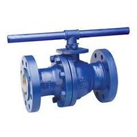 Zigong Cast Steel Floating Ball Valve