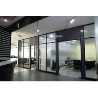 Movable Sliding Glass Wall Partitions