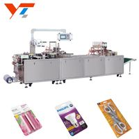 CE Approved Automatic Blister Card Packing Machine thumbnail image