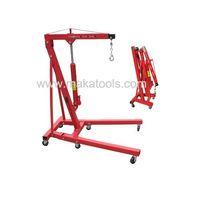 1 Ton Foldable Shop Crane (MK5100F) Car Lifts