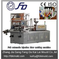 FD30s new development plastic bottle injection blow molding machine