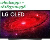 LG CXPUA 77 Class HDR 4K UHD Smart OLED TV thumbnail image