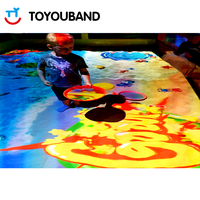 Interactive Projection Sandpit by Toyouband for Indoor Playground