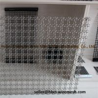 Low Carbon Steel Crimped Woven Wire Mesh Mining Screen Mesh For Mining / Quarry thumbnail image
