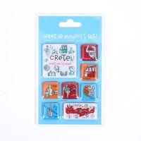 Souvenier Gifts Fridge Magnet Sets