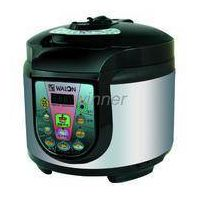Automatic Electric Pressure Cooker with Multiple Safety Protections thumbnail image