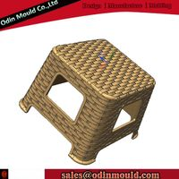 rattan chair plastic mould