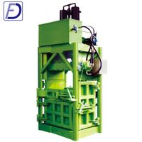 Vertical Downstroke Scrap Metal Press Machine Compactor