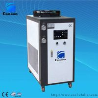 Industrial chiller--heat and cold dual-use series