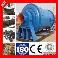 Nice Performance and Low Consumption Lead Oxide Ball Mill thumbnail image