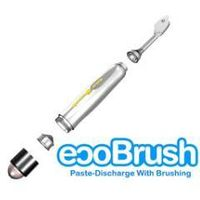 EcoBrush/ Automatic Paste-discharge Toothbrush