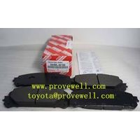 brake pads for Toyota RAV4 OEM: 04465-48150