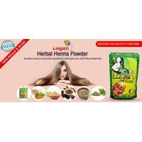 Lagan herbal henna for hair growth - 500g Pkd   best mehndi for hair thumbnail image