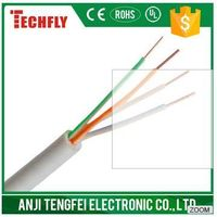 High Speed Indoor Underground Telephone Cable cat3