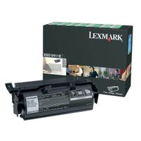 Genuine Lexmark toner Cartridge thumbnail image