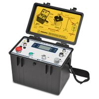 Portable high-voltage test system HVTS-70/50 thumbnail image