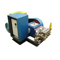 model: Electric engine driven water jet machineLF-25/32,cleaning machine