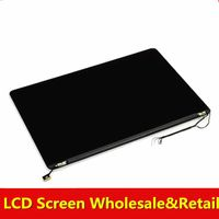 NEW 2015 Retina  MJLT2 MJLQ2 LCD Screen Display Assembly For Macbook Pro Retina A1398