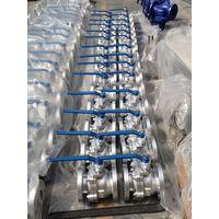 DIN/API/JIS/KS/ANSI/russia standard carbon steel,carbon iron ball valves