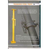 Scaffolding & Shuttering Material,Adjustable Telescopic Prop , Adjustable Beam Span, Cuplock Scaffol thumbnail image