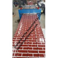 Brick color PPGI/PPGL/Pre-Painted Galvanized Steel/Color-Steel