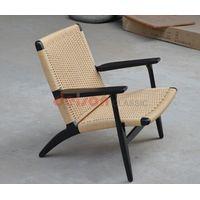 Hans Wegner CH25 Lounge Chair Replica thumbnail image