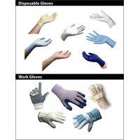 Latex Nitrile Vinyl Work Gloves