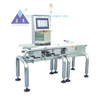 Online high speed sorting checkweigher JLCW-300
