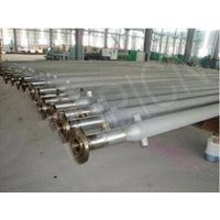 Centrifugal casting furnace tube