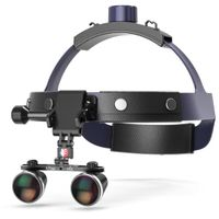 binocular loupe with headband