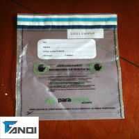 reusable tamper evident security bags/tamper proof bag manufacturers/cash collection bag