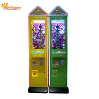 Magic House Mini Key Master Game Machine Coin Operated Push Win Gift Vending Machine