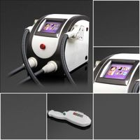 Double handle portable Elight hair removal and acne treatment beauty machine, DM-9005T, CE approved thumbnail image