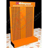 Air Condition Display Shelf