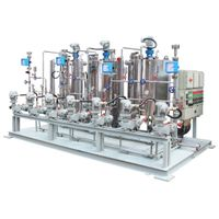 chemical injection skid/ chemical injection package/ chemical injection device