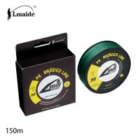 150 m Wholesale price Super Strong fishing line PE braided wire 4x braided fishing line 15lb - 90lb