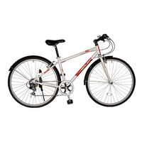 700c 6s Cross Bike Steel Frame Bicycle