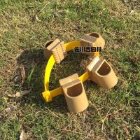 80cm length PP garden tree strap or bandage or waistband to fix the trees with sets cup.