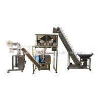 GF-140 Triangle Tea Bag Inner and Outer Bag Packing Machine