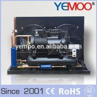 Hangzhou Yemoo copeland 8hp R22 R404a R507c gas air cooled condensing unit prices thumbnail image