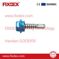 Hex Screw Self-Tapping and Self-Drilling Screws thumbnail image