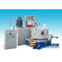 Plastic mixers, crushers, pelletizers