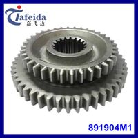 Transmission Gear for MF Agricultural Tractor, Transmission Components, 891904M1, 36T/46T,18 Spline thumbnail image