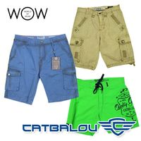 """CATBALOU"" shorts and swims for men"