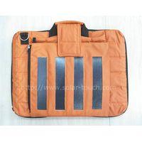 Solar Computer Bag(2W flexible solar panel)