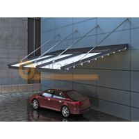 All Seasons Carpark Aluminium Pergola